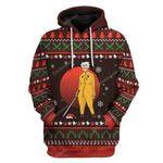 Gearhumans Ugly Grandma Claus Custom T-shirt - Hoodies Apparel