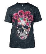 Gearhumans Skullcap Hoodies T-Shirt Apparel
