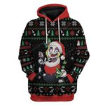 Gearhumans Ugly Christmas Stocking Stuffer Custom T-Shirts Hoodies Apparel