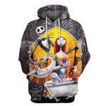Gearhumans Halloween Nightmare Hoodies - T-Shirt Apparel