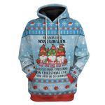 Gearhumans Ugly Christmas Norwegian Christmas 24th Custom T-Shirts Hoodies Apparel