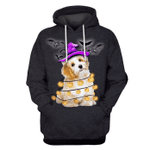 Gearhumans poodle Hoodies - T-Shirts Apparel