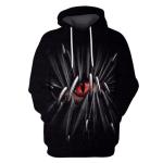 Gearhumans HALLOWEEN Skull Hoodies - Shirt Apparel