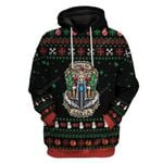Gearhumans Ugly Christmas Sons Of Santa Custom T-Shirts Hoodies Apparel