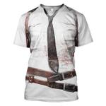 Gearhumans PlayerUnknown's Battlegrounds PUBG T-Shirts