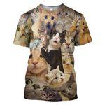 Gearhumans Kitty Cat T-Shirt