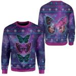 Gearhumans Ugly Butterfly Custom T-Shirts Hoodies Apparel