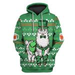 Gearhumans St. Patrick's Day Custom T-shirt - Hoodies Apparel