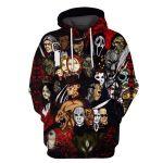 Gearhumans Michael Myers Hoodies - T-Shirts Apparel