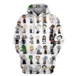 Gearhumans Honnor Hoodies - T-Shirts Apparel