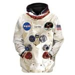 Gearhumans [50th Anniversary] 3D Armstrong Spacesuit Apparel
