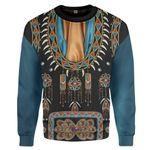 Gearhumans 3D ELV PRL Alpine Suit Custom Sweatshirt Apparel