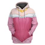 Gearhumans 3D Aurora Princess Custom Tshirt Hoodie Apparel