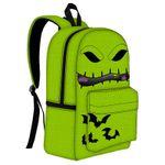 Gearhumans 3D Nightmare Before Christmas Oogie Boogie Custom Backpack