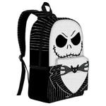 Gearhumans 3D Nightmare Before Christmas Custom Backpack