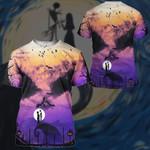 Gearhumans 3D Nightmare Before Christmas Halloween Custom Tshirt Hoodie Apparel