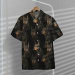 Gearhumans 3D Doberman Dogs Custom Hawaii Shirt
