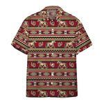Gearhumans 3D Horse Southwestern Native American Custom Hawaii Shirt
