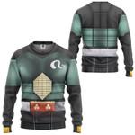 Gearhumans 3D Kamen Rider Black RX Tshirt Hoodie Apparel