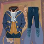 Gearhumans 3D Prince Adam Beast Custom Tshirt Hoodie Apparel