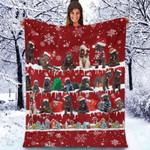 Bouvier Des Flandres - Christmas Blanket