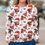 Azawakh - Xmas Decor - Premium Sweatshirt