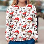 Welsh Corgi - Xmas Decor - Premium Sweatshirt