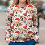 Golden Retriever - Xmas Decor - Premium Sweatshirt