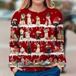 Labrador Retriever - Snow Christmas - Premium Sweatshirt