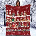 Boxer - Christmas Blanket