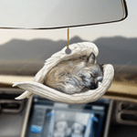 Cairn Terrier sleeping angel Cairn Terrier lovers dog moms ornament