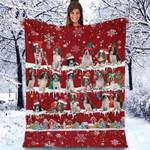 English Springer Spaniel - Christmas Blanket
