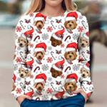 Goldendoodle - Xmas Decor - Premium Sweatshirt