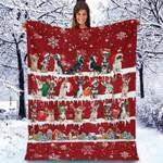 Chihuahua - Christmas Blanket
