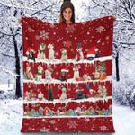 Labrador Retriever - Christmas Blanket