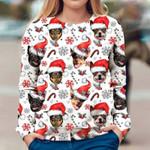 Australian Kelpie - Xmas Decor - Premium Sweatshirt