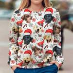 Labrador Retriever - Xmas Decor - Premium Sweatshirt