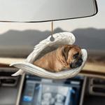 Boerboel sleeping angel Boerboel lovers dog moms ornament