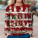 Australian Shepherd - Snow Christmas - Premium Sweatshirt