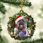 Cairn Terrier Christmas Gift Acrylic Ornament