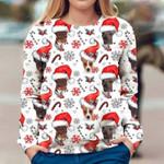 American Hairless Terrier - Xmas Decor - Premium Sweatshirt