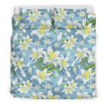 Lilies Flower Bedding Set JJILS