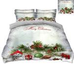 Christmas Leaf Doll CD Bedding Set INKPOK