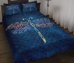 Blue Dragonfly Bedding Set TGJEZ