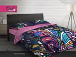 Watercolor Bohemian ClaB Bedding Set CAMLIMG