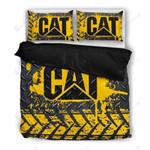 Cat Caterpillar Inc American Fortune 100 Corporation Bedding Set Bedroom Decor