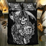 Skull Death Bedding Set Bedroom Decor 01