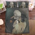 Loving Skull Bedding Set Bedroom Decor