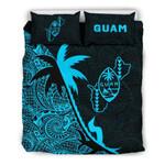 Guam Coconut Tree FP Bedding Set BEVRSR