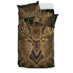 Golden Deer Bedding Set JJIRT